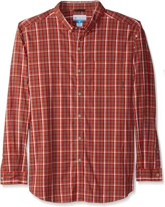 Columbia Men's Big and Tall Rapid Rivers II Big & Tall Long Sleeve Shirt