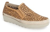 The Flexx Women's Call Me Perforated Slip-On Sneaker