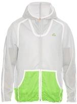 Adidas By Kolor Spacer Zip-through Mesh Jacket