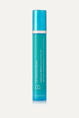 Dr. Dennis Gross Skincare Hyaluronic Marine Dew It Right Eye Gel, 15ml - Colorless