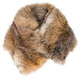 Derek Lam Fox Fur Stole w/ Tags