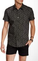 Parke & Ronen Elation Short Sleeve Slim Fit Shirt