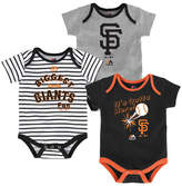 Majestic San Francisco Giants Homerun 3-Piece Set, Baby Boy (12-18 months)