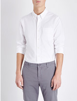 Orlebar Brown Oliver tailored-fit cotton shirt