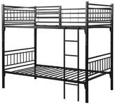 Home Source Metal Bunk Bed Twin Industries