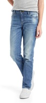Gap Stretch straight jeans