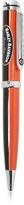 Harley-Davidson Full Throttle Classic Stripes Orange/Black Ballpoint Pen