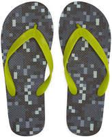 Arizona Camo Print Flip Flops - Boys 4-20