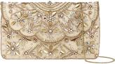 Accessorize Bella Embellished Envelope Clutch Bag