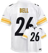 Nike Boys 8-20 Pittsburgh Steelers Le'Veon Bell Game NFL Replica Jersey