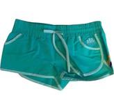 Sundek Turquoise Shorts for Women
