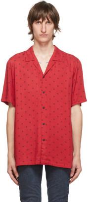 Ksubi Red Star Resort Shirt