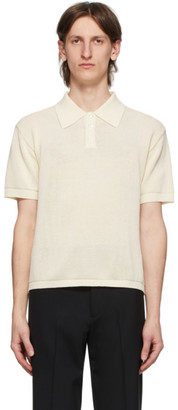 Off-White Second/Layer Knit Polo