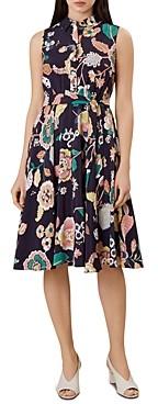 Hobbs London Belinda Floral Shirt Dress