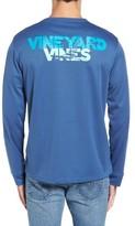 Vineyard Vines Men's Sports Fisher Performance T-Shirt