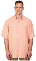 Tommy Bahama Big & Tall Short Sleeve New Party Breezer