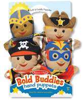 Melissa & Doug Toddler 'Brave Buddies' Hand Puppets