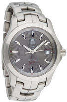 Tag Heuer Link Tiger Woods Limited Edition Watch