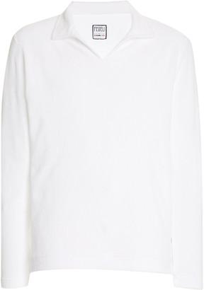 Fedeli Peter Cotton-Terry Shirt