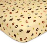 Carter's Friends Fitted Crib Sheet