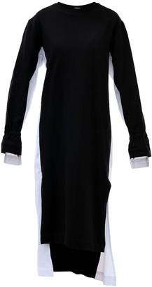 Z.G.Est Casual Dress Black & White