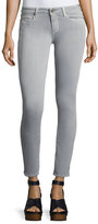 Paige Verdugo Skinny Ankle Jeans, Gray