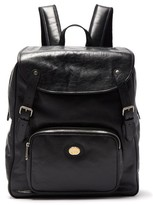 Gucci - Morpheus Leather Backpack - Mens - Black