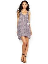 Karen Zambos Pocket Tank Dress