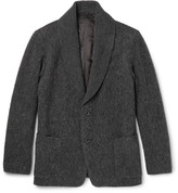 Issey Miyake Men - Raschel Shawl-collar Bouclé Jacket