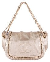 Chanel Luxe Ligne Accordion Flap Bag