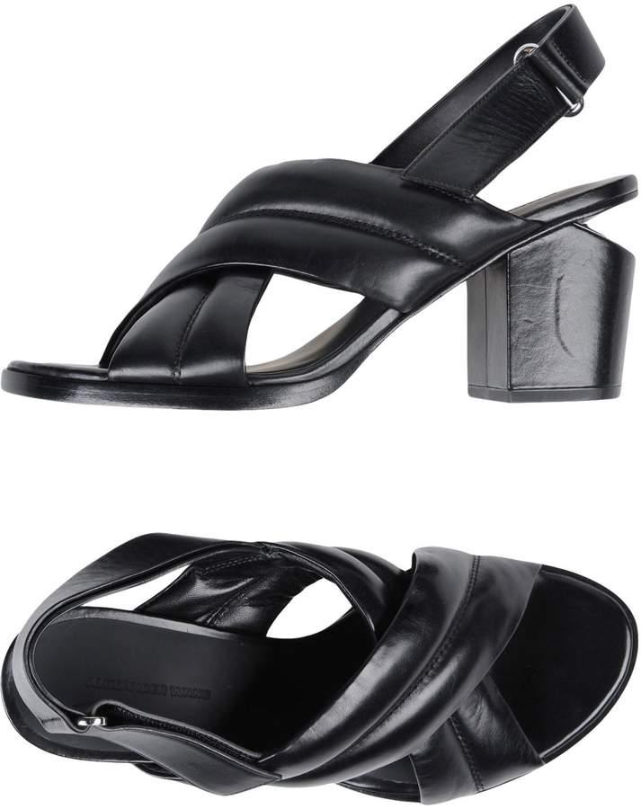 Alexander Wang Sandals - Item 11439151
