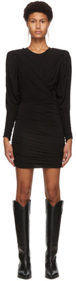 Isabel Marant Black Ghita Dress