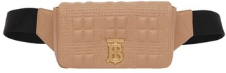 Burberry Quilted Lambskin Lola Belt Bag