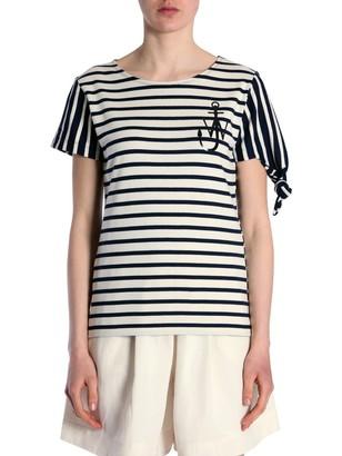J.W.Anderson Striped T-Shirt