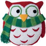 Boston International Owl 3D Hooked Throw Pillow
