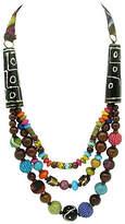 One Kings Lane Vintage Multi-Strand Bead Necklace