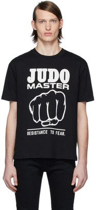 McQ Black Judo Master T-Shirt