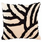 Vue Cersei Square Throw Pillow in Ivory