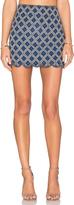 Deby Debo Dita Mini Skirt