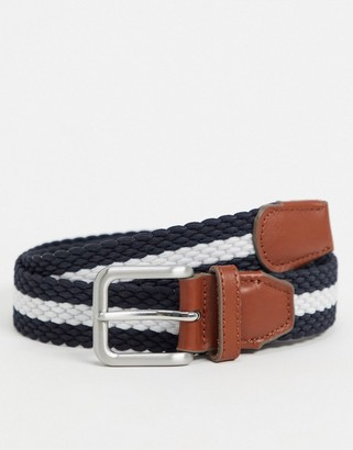 Jack And Jones Leather Belts Up to 50% off at ShopStyle UK