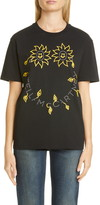 Stella McCartney Sunshine Logo Organic Cotton T-Shirt