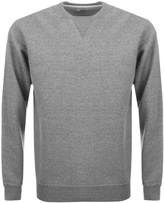 Edwin Classic Crew Neck Sweatshirt Grey