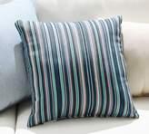 Pottery Barn Sunbrella®; Breeze Stripe Indoor/Outdoor Pillow