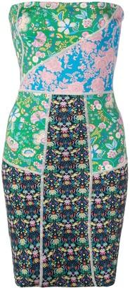 Cynthia Rowley Devon patchwork dress