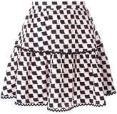 Kenzo Post-It mini skirt