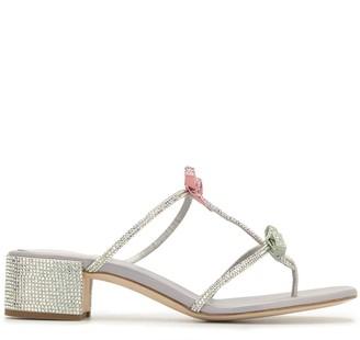 Rene Caovilla Caterina 40mm sandals