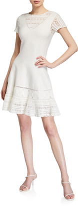 Jonathan Simkhai Alicia Cotton Crochet Dress