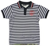Diesel Boys' Tagix Stripe & Camo Print Polo - Big Kid