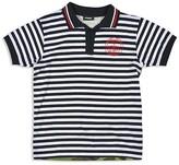 Diesel Boys' Tagix Stripe & Camo Print Polo - Sizes 8-16