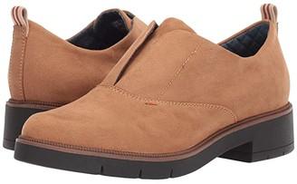 Dr. Scholl's Glisten (Nude Microfiber) Women's Shoes